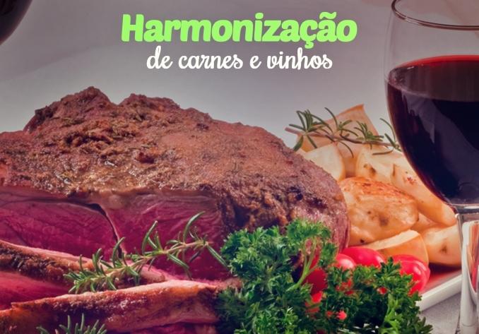 Harmonização de Carnes e Vinhos