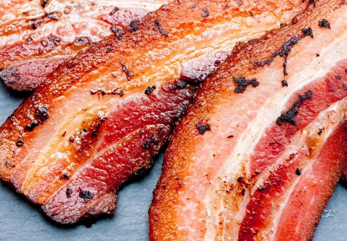 Bacon suculento