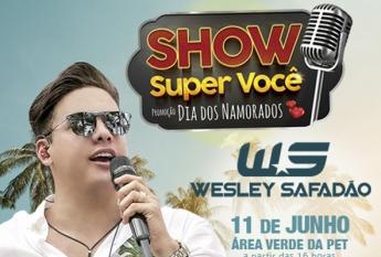 Show Super Você - Wesley Safadão