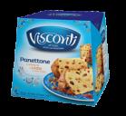 Panettone Visconti 500g Frutas ou Gotas de Chocolate