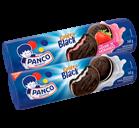 Biscoito Recheado Panco 140g Mousse de Morango ou Baunilha cada