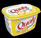 Margarina Qualy 500g com Sal