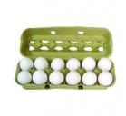 Ovos Brancos Graúdos Embalados Dúzia