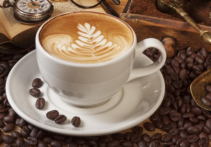 Cappuccino Caseiro Cremoso