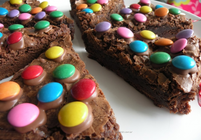 Brownie Especial de Natal