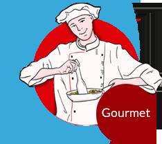 Receitas Gourmet
